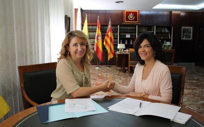 Firma convenio entre ICOMV y la Fundación Quaes para dar información genética gratuita a médicos