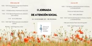 II Jornada de Atención Social del ICOMV @ Colegio de Médicos de Valencia